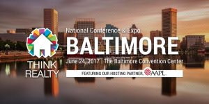 Think Realty National Conference & Expo - Baltimore @ The Baltimore Convention Center  | Baltimore | Maryland | United States