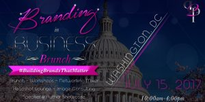 Branding in Business Brunch Tour - DMV @ Cambria Hotel & Suites Convention Center  | Washington | District of Columbia | United States