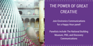 The Power of Great Creative @ National Building Museum  | Washington | District of Columbia | United States