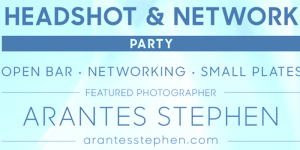 Headshot & Open Bar Networking Party @ Washington | District of Columbia | United States