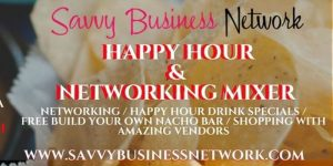 Savvy Happy Hour Networking Event @ On The Border Mexican Grill & Cantina  | Reston | Virginia | United States