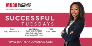 Successful Tuesdays - Young Professional Networking Event @ Dave & Buster's   | Silver Spring | Maryland | United States