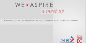 We * Aspire Meet Up @ Art-Drenaliene Cafe  | Washington | District of Columbia | United States