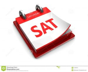 SATURDAY EVENTS LISTED BELOW