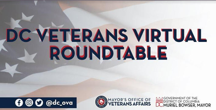 DC Veterans Roundtable @ Virtual