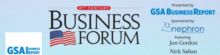 21st Century Business Forum - Coach Nick Saban @ Virtual