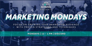 Marketing Mondays @ Online Event