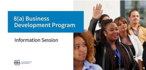 SBA Baltimore: 8(a) Business Development Program Information Session @ Online