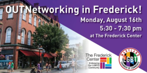IN PERSON OUTNetworking in Frederick, MD! (Balto Metro)